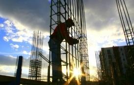 İnşaat malzemeleri ithalatı Aralık'ta 529 milyon dolar oldu!