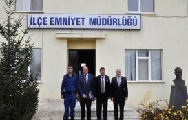 Sandıklı'nın yeni emniyet binasının inşaatı tamamlanıyor!