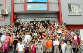 Gaziantepli inşaat mühendislerinden öğrencilere kitap!