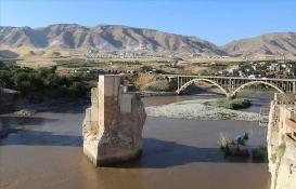 Hasankeyf-2 Köprüsü'nün iki yakası birleşti!