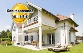 Bahçeli evlerin satışı katlandı!