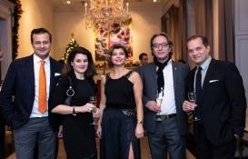İngiliz gayrimenkul sektörü Peker Holding'in davetinde buluştu!