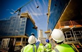 İnşaat sektöründe istihdam Mart'ta 248 bin kişi arttı!