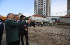 Kayseri'deki kaçak binalar yıkılıyor!