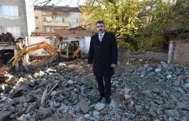 Bursa Mevlana'da kentsel dönüşüm hızlandı!