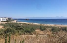 İzmir'de hazine arazilerini sattıkları iddiasıyla 5 şüpheli yakalandı!