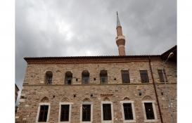Aydın'daki Hacı Ali Ağa Camisi'nin restorasyonu tamamlandı!