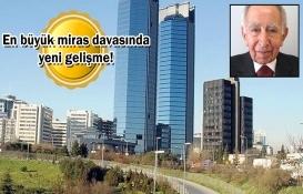 Sinan Tatlıcı'nın miras davasında sahte kira kontratı krizi!