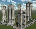 Gaziantep Yeşil Mavi Kent projesinde daire fiyatları!