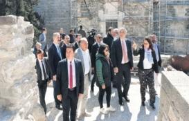Bodrum'a yeni su altı arkeoloji müzesi inşa edilecek!