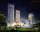 Sur Yapı Marka Rezidans ve Alışveriş Merkezi'yle hayatı zirvede yaşayın!