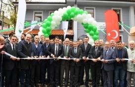 Osmangazi Yeşildağ Spor Kulübü Sosyal Tesisi açıldı!