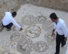 Zeugma Antik Kenti'nde 3 yeni mozaik bulundu!
