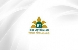 KT Kira Sertifikaları Varlık Kiralama'ya SPK'dan onay!