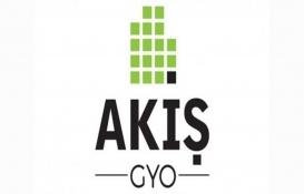 Akiş GYO'dan ilk 3 ayda 71.6 milyon TL'lik satış!