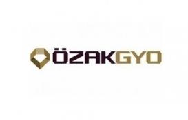 Özak GYO'nun esas sözleşme tadil metni onaylandı!