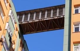Rize'deki apartmanlarda komşuluk