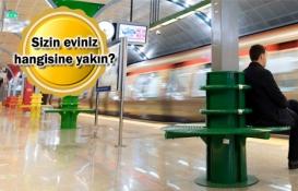 İstanbul'da yeni açılacak 192 metro istasyonu!