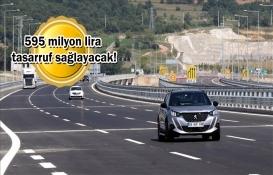 Kuzey Marmara Otoyolu'nun Gebze-İzmit etabı 19 Eylül'de açılıyor!