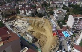 Gebze'de paralarını alamayan inşaat işçileri intihara kalkıştı!