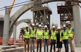 Kuveyt Havalimanı inşaatında Türk çalışan sayısı 5 bine çıkacak!