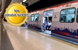 Mahmutbey-Bahçeşehir-Esenyurt metro hattında son durum!