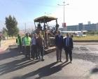 İskenderun Teknik Üniversitesi'ndeki asfalt çalışmaları tamamlandı!