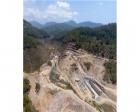 Alanya Yeniköy Barajı'nda inşaat sürüyor!