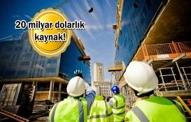 Türk müteahhitler koronavirüs sonrası yeni açılımlar yapacak!