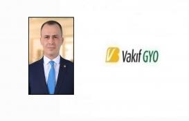 Mikail Hıdır, Vakıf GYO Yönetim Kurulu Başkanı oldu!