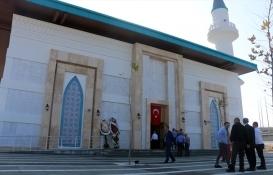İstanbul Sabiha Gökçen Havalimanı Camisi açıldı!