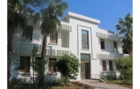Antalya İpekçilik Mektebi, Kent Araştırmaları Merkezi oluyor!