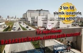 Başakşehir Çam ve Sakura Şehir Hastanesi 21 Mayıs'ta tam kapasite açılıyor!