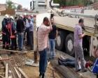Çekmeköy'de inşaat çöktü: 3 yaralı!