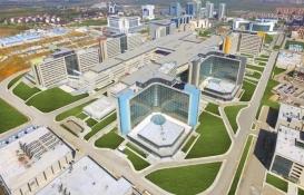 Ankara Şehir Hastanesi ilk gün 5 bin hastaya hizmet verdi!