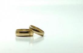 Bursa Osmangazi'de 2018'de 6 bin 189 çift evlendi!