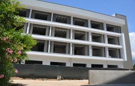 Alanya Hasta Yakınları Tesisi'nin kaba inşaatı bitti!