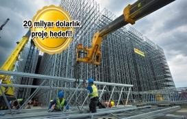 Türk müteahhitler gözünü Afrika'ya dikti!