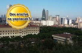 İstanbul'un en değerli arazisinin akıbeti belli oldu!