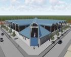 Bursa Akhisar'a semt pazarı inşa ediliyor!