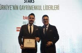 Özyurtlar Holding, en çok konut üretimi yapan şirket ödülünü aldı!
