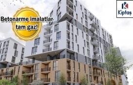 KİPTAŞ Eyüpsultan Yeşilpınar projesinde inşaat hızlandı!