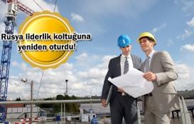 Türk müteahhitler yurt dışında 19.9 milyar dolarlık iş üstlendi!
