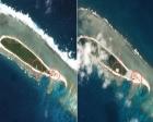 Çin'in Paracel Adaları'nda büyük bir liman inşa ediyor!