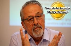 Prof. Dr. Naci Görür: İstanbul depremi için son zaman dilimindeyiz!