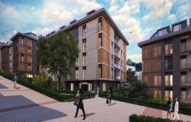 Çengelköy Erguvan Evleri'ndeki 39 daire satışa çıkıyor!