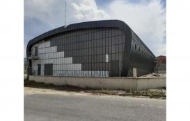 Kocaeli Kartepe İHL Spor Salonu'nun inşaatı tamamlanıyor!