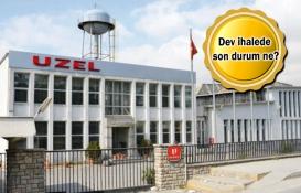 Uzel Makine'nin arazisi ve fabrika binası bugün satılıyor!