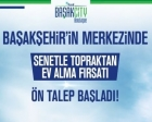 Başakşehir Başakcity satış ofisi!