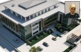 İnegöl Emniyet Müdürlüğü'nün yeni hizmet binasının ihalesi tamamlandı!